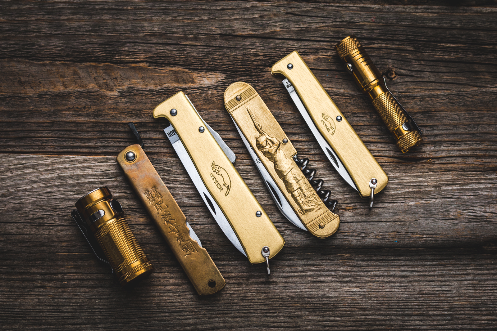 All Things Brass