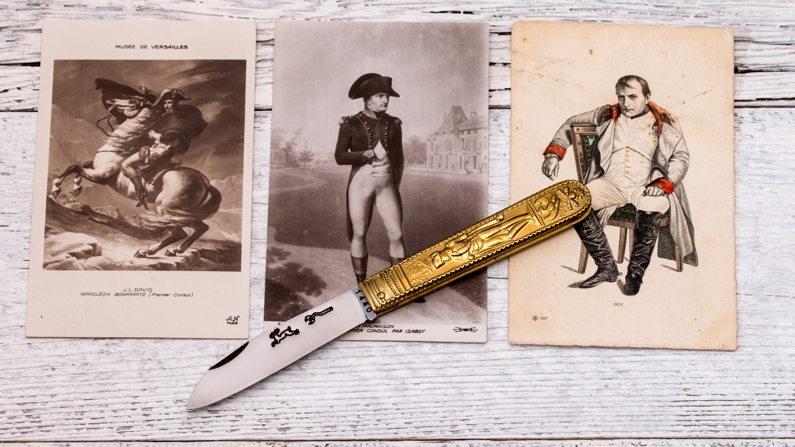Cognet & Couperier Coursolle - Napoleon Knife