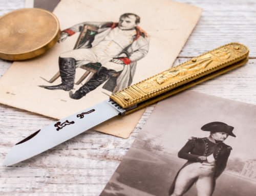 Cognet/Couperier Coursolle – Napoleon Knife (Limited Edition)
