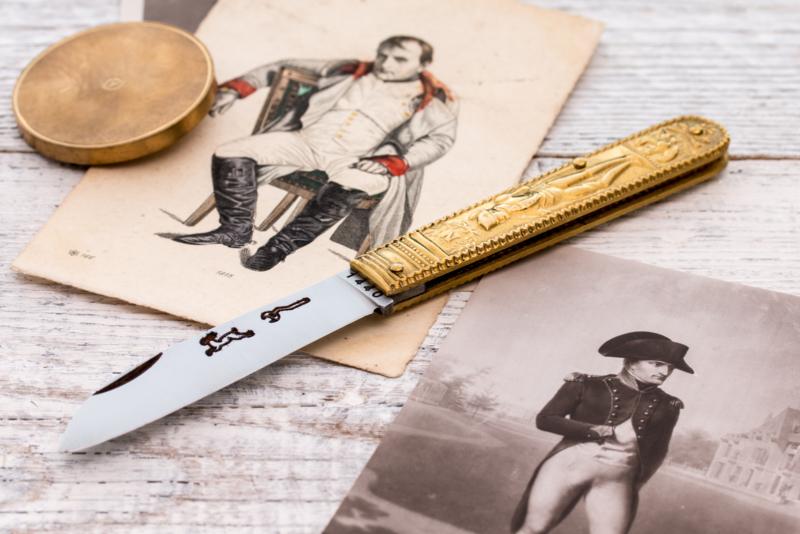 Cognet & Couperier Coursolle - Napoleon Knife