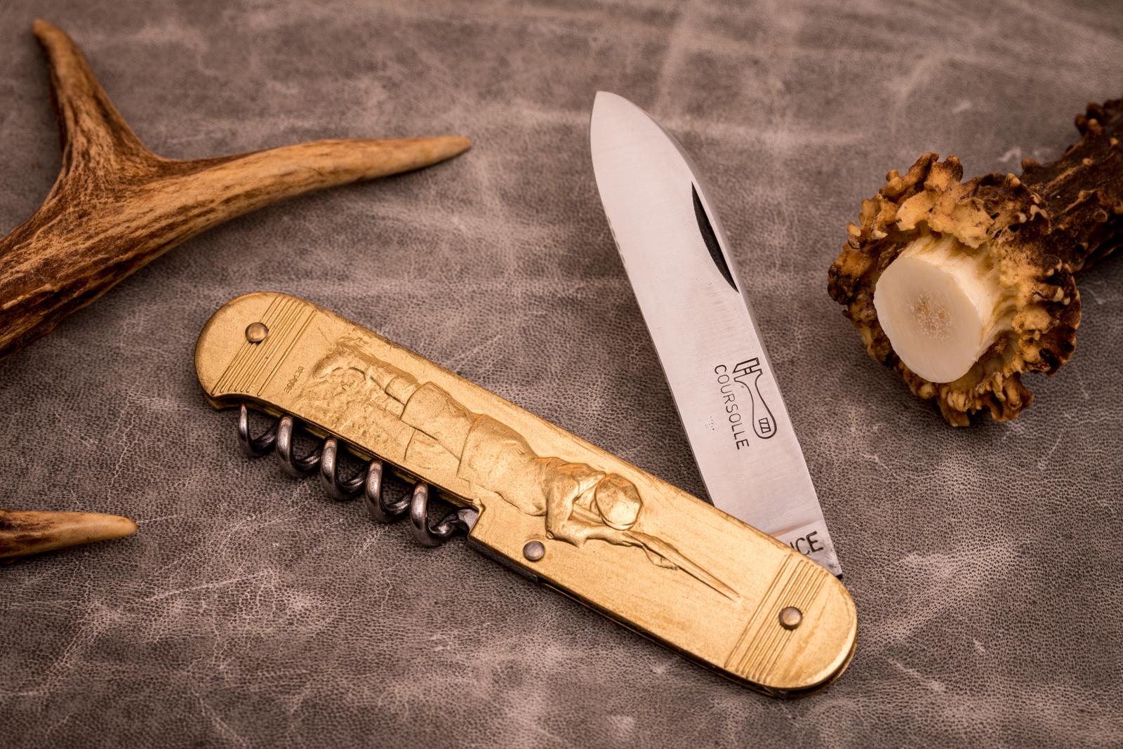 Couperier Coursolle - Sujet Knife Hunter