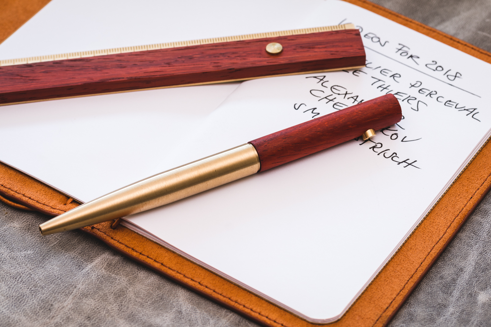 EY-Products - Timeless Ruler Rose Wood