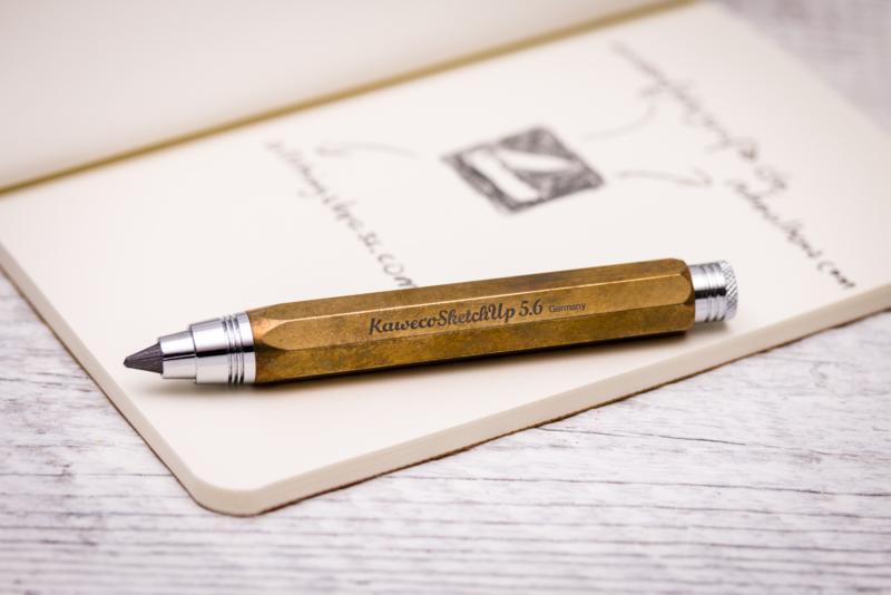 Kaweco - Sketch Up Pencil 5.6 Brass