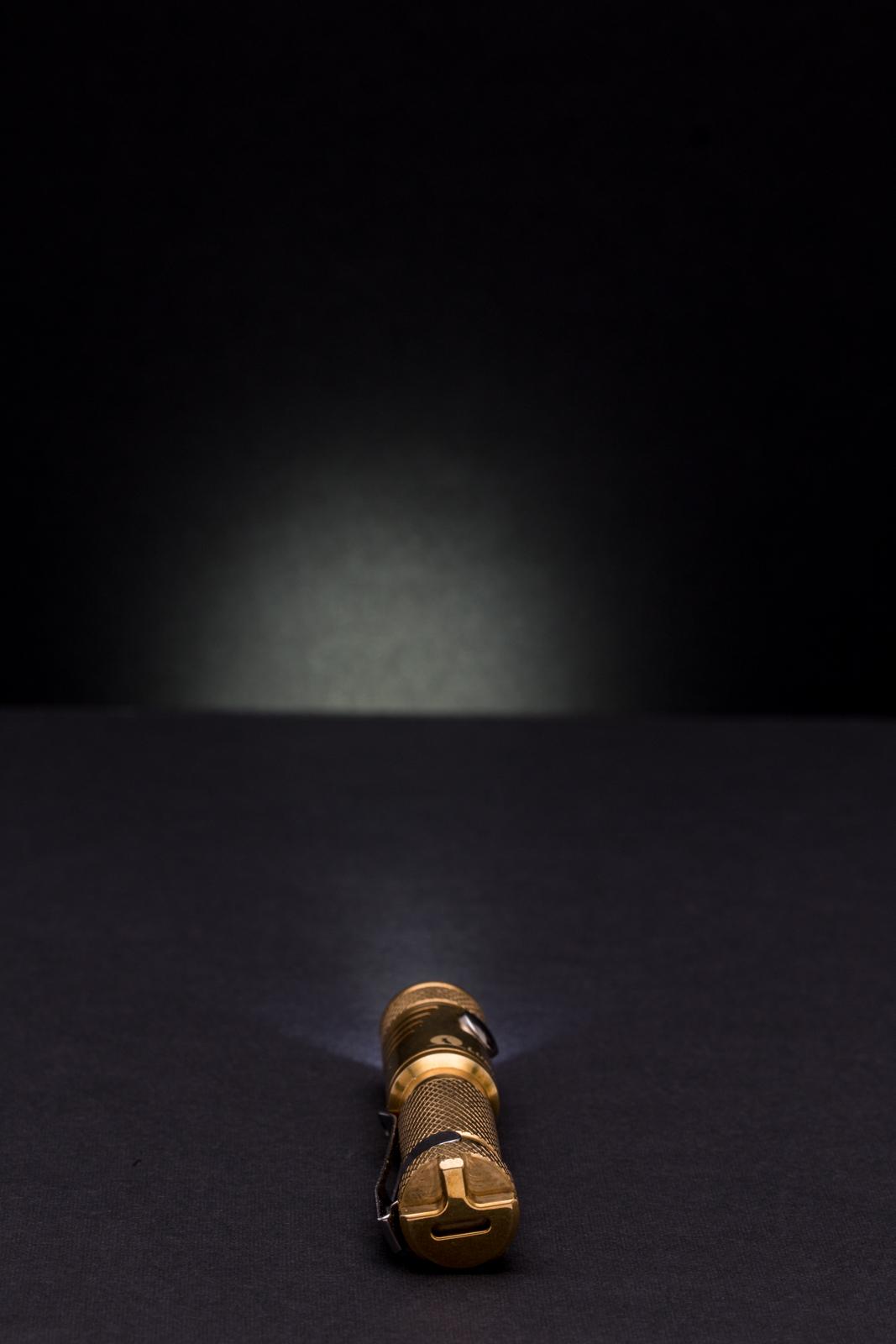 Lumintop - Ant Brass