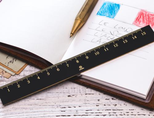 Ystudio – Brassing Ruler