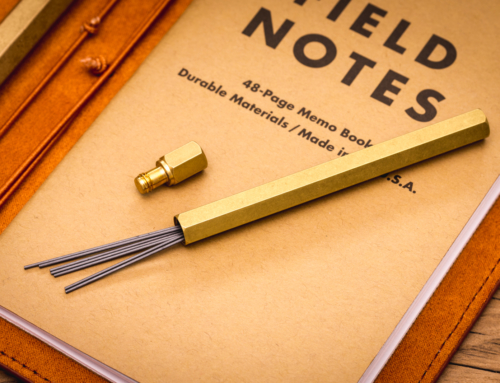 Ystudio – Pencil Lead Box