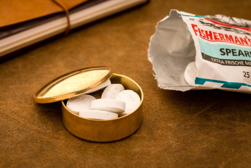 Cash Manufacturing - Pill Box