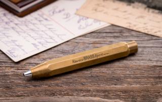 Kaweco - Brass Sport Ballpoint Pen