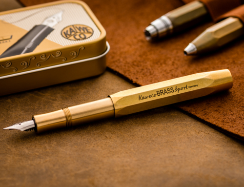 Kaweco – Brass Sport Fountain Pen