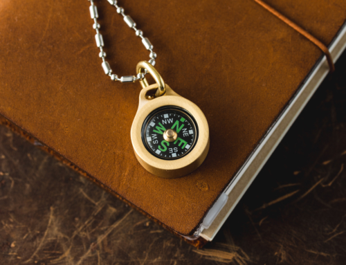 MecArmy – Brass Compass