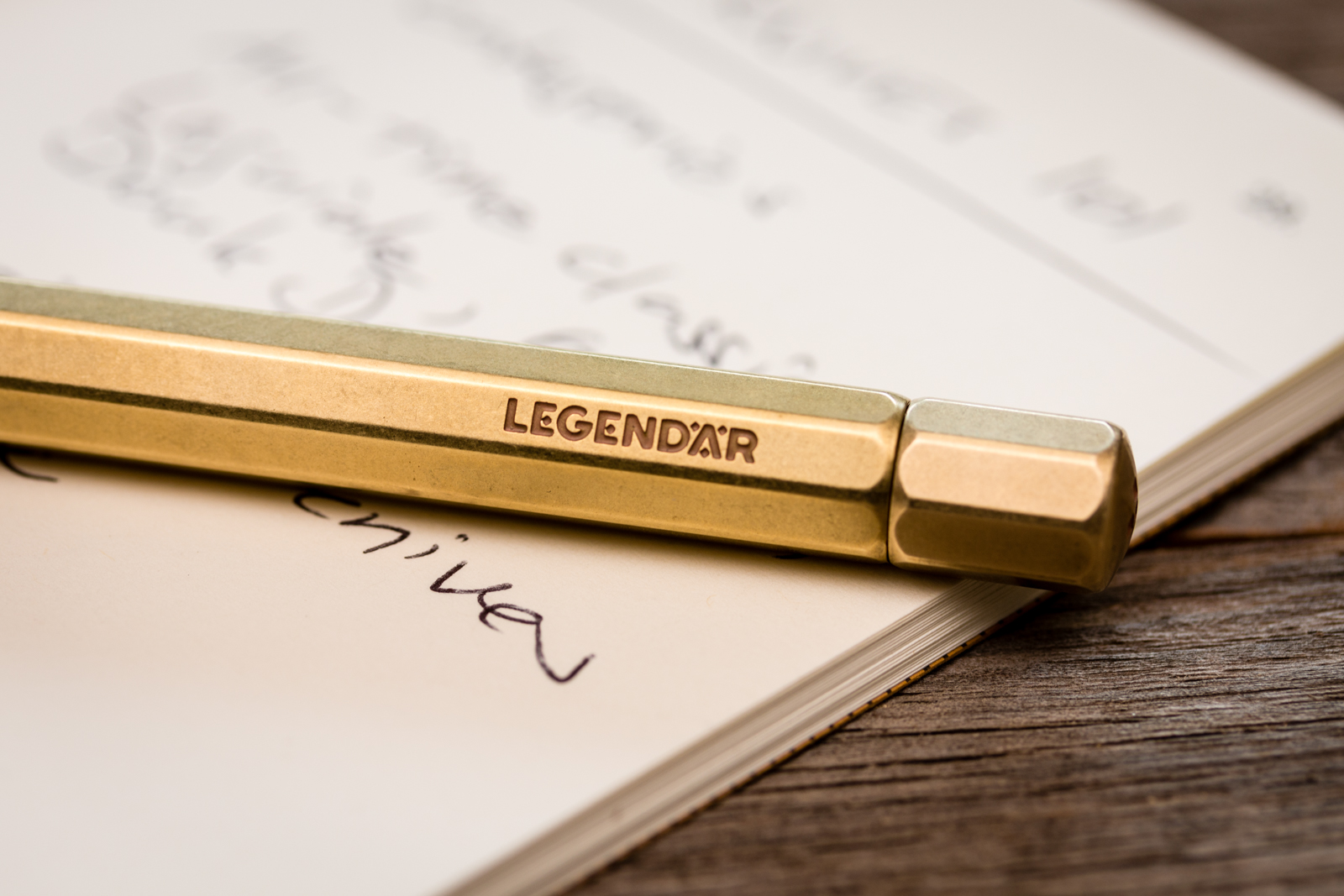 Legendär - Twist Ballpoint Pen