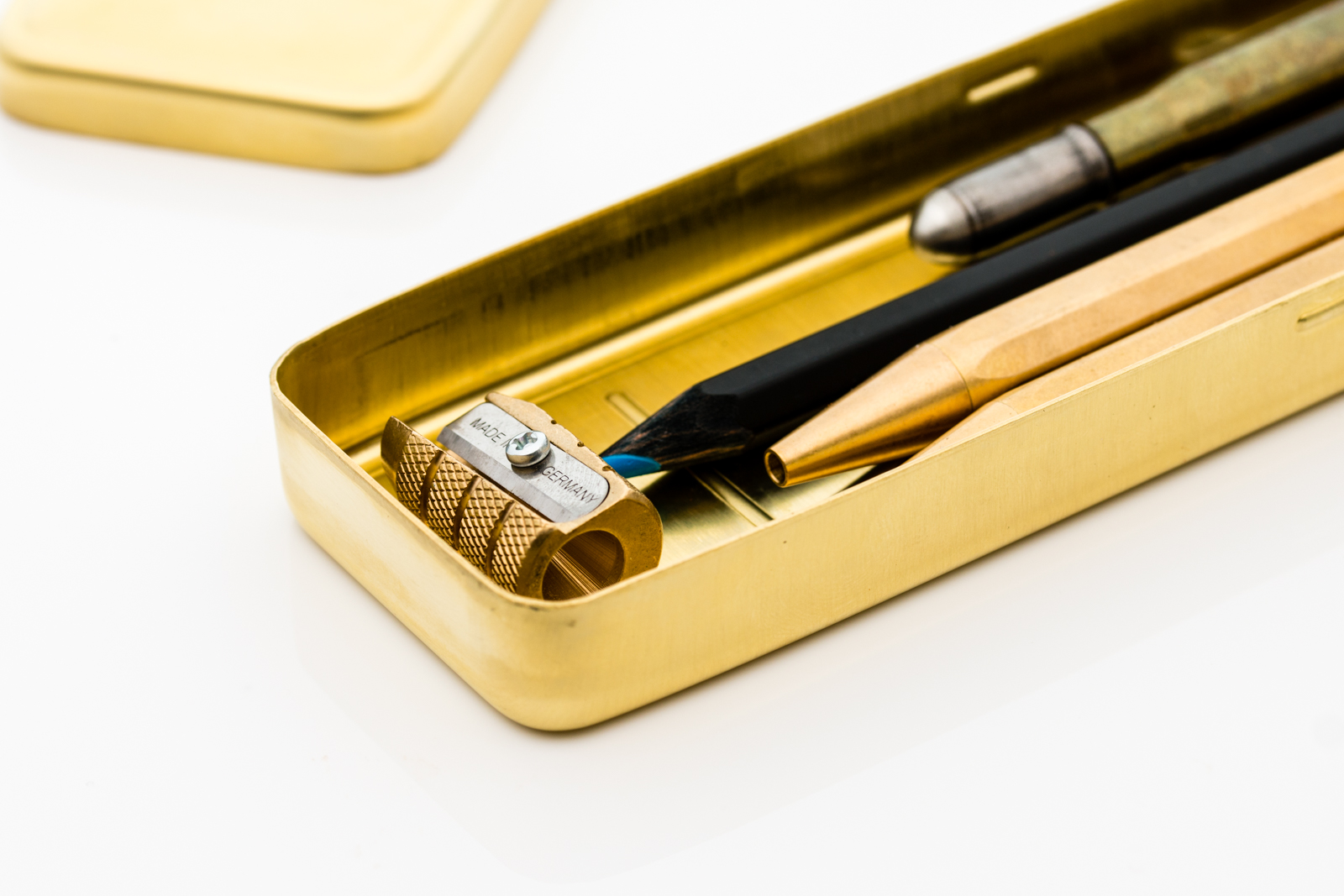 Traveler's Company - Brass Pen Case