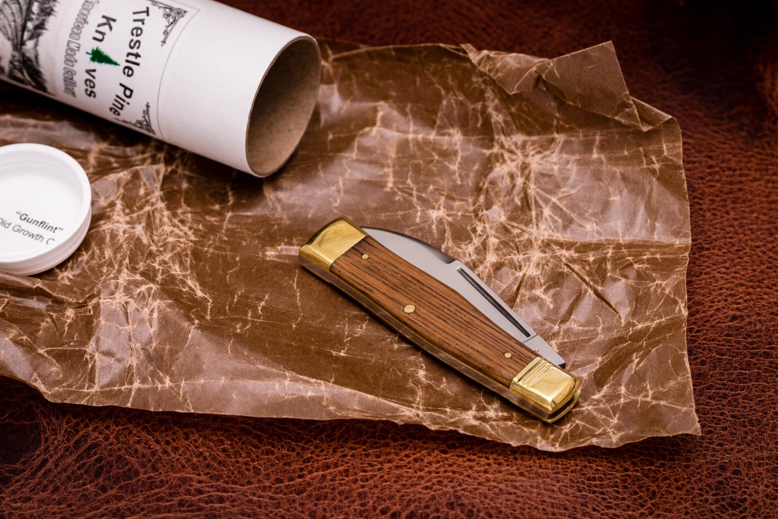 Trestle Pine Knives - Gunflint