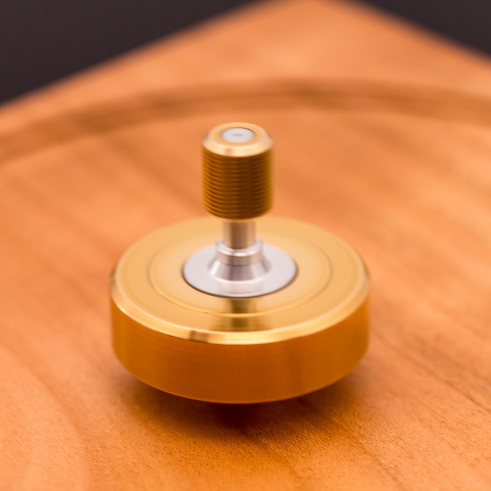 Vorso - Mk1 Spinning Top Brass