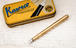 Kaweco - Liliput Fountain Pen Brass