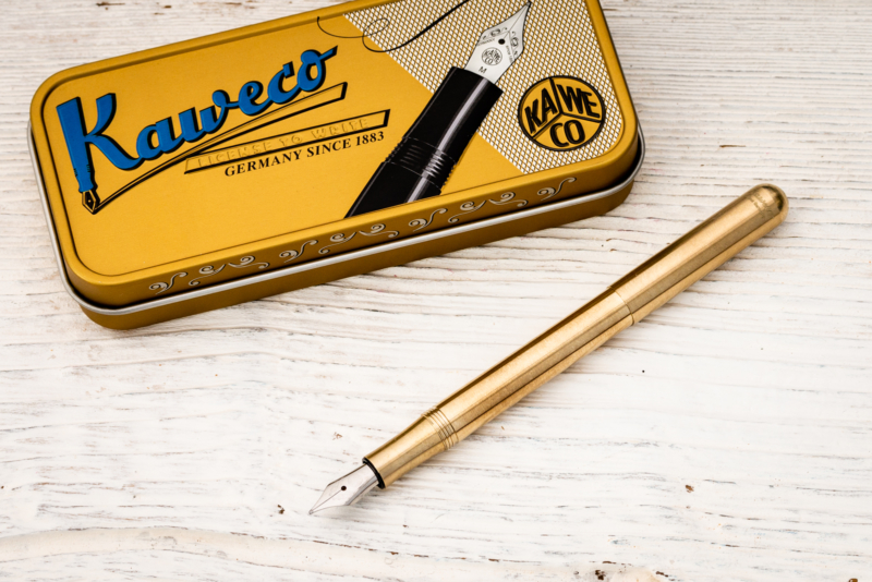 Kaweco - Liliput Fountain Pen Brass