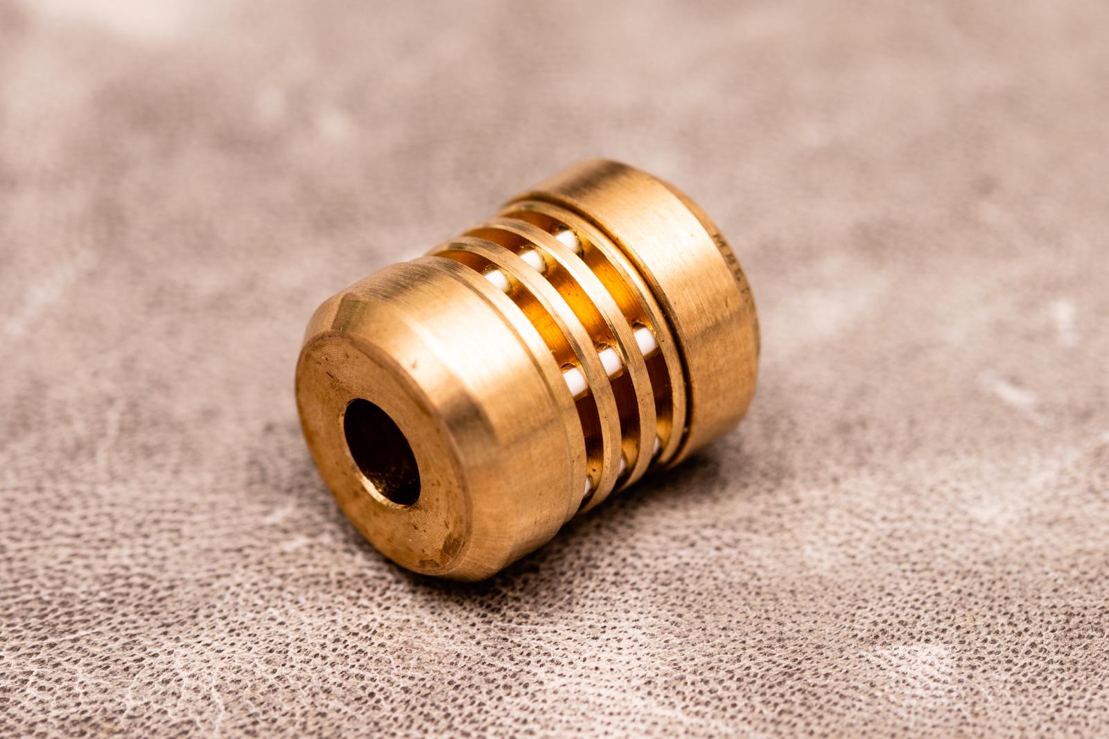 MecArmy - FFX Tritium Bead Brass