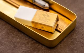 Traveler's Factory - Brass Eraser Holder