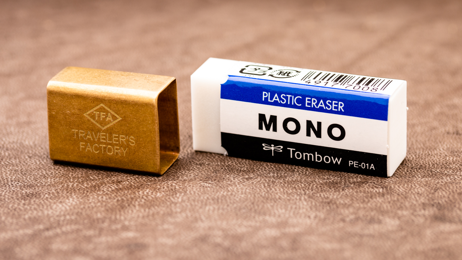 Traveler's Factory - Brass Eraser Holder