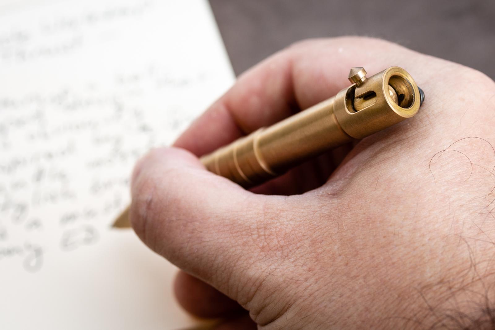 Böker Plus - Tactical Pen K.I.D. cal .50