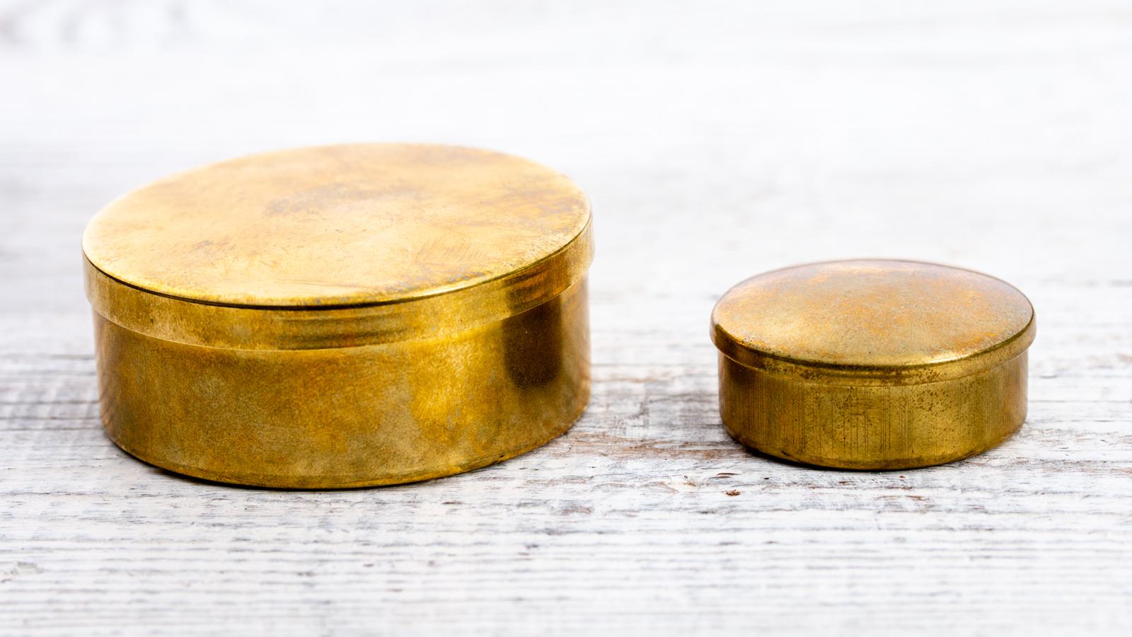 Cash Manufacturing - Snuff Box