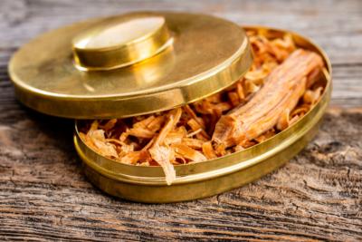 Cash Manufacturing - Hudson Bay Tobacco Box
