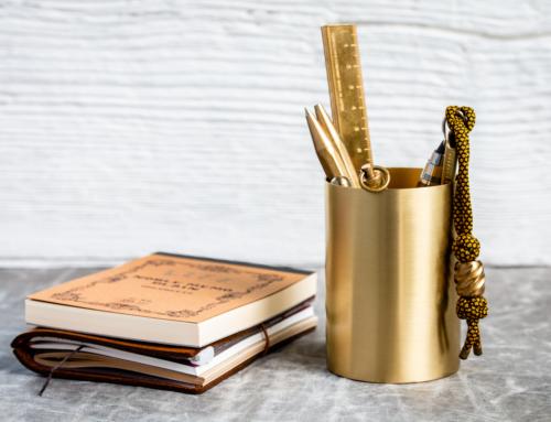 ferm Living – Brass Pencil Cup