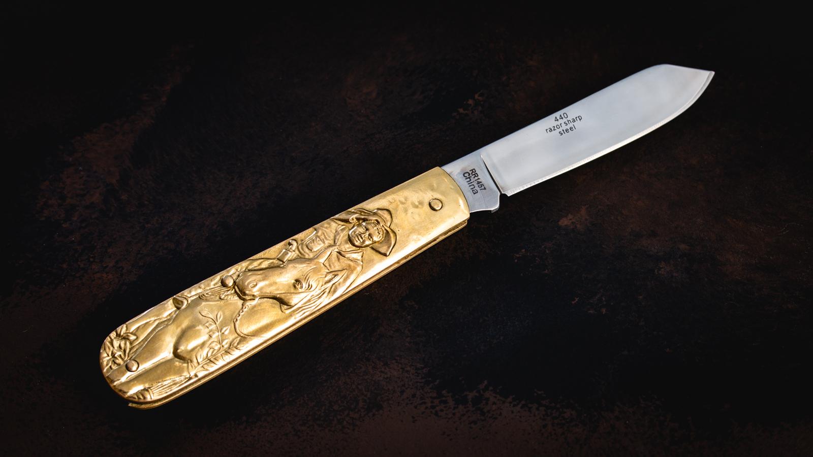 Rough Rider - Cowboy Knife