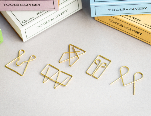 Tools to Liveby – Paper Clips