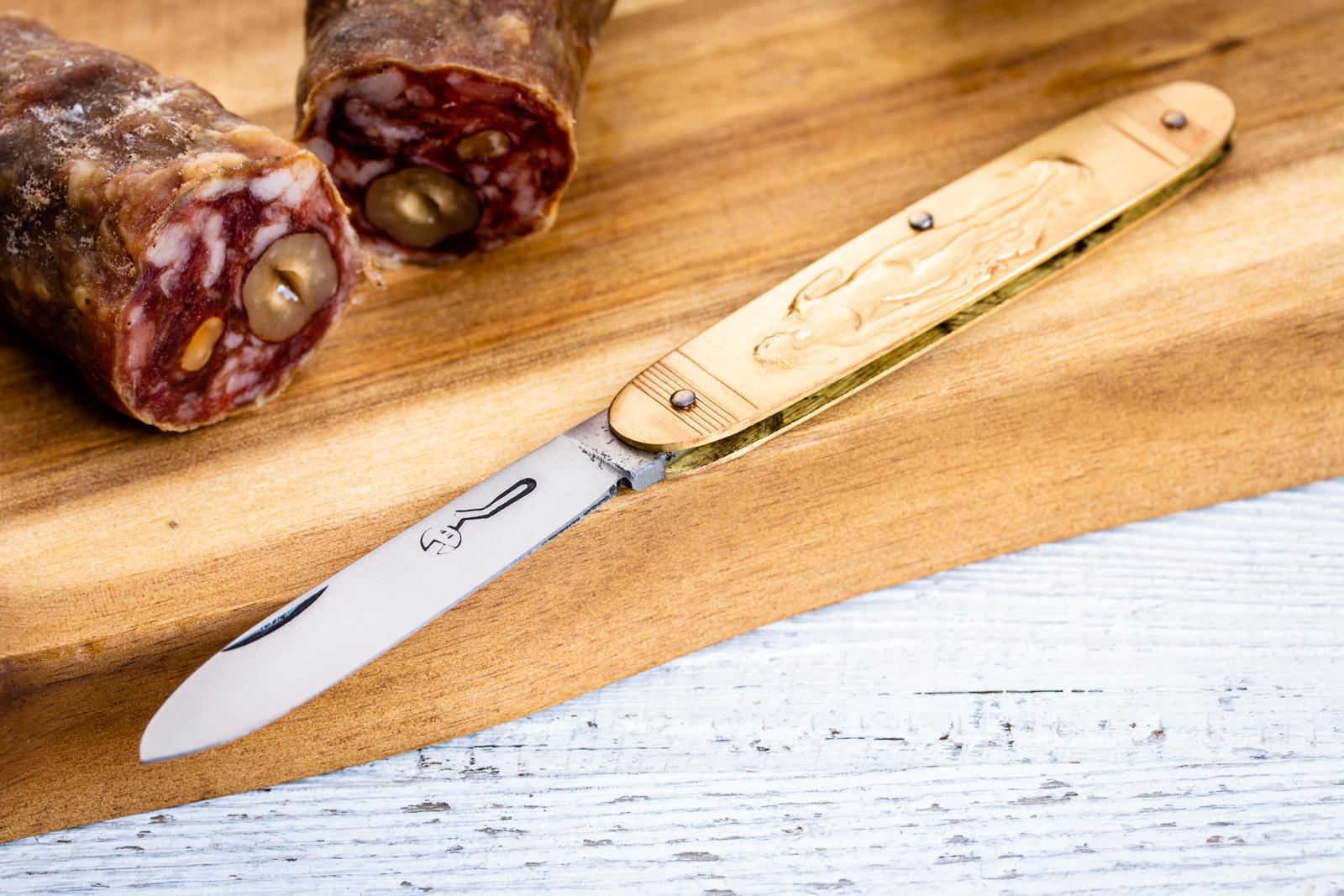 Couperier Coursolle - Sujet Knife Venus