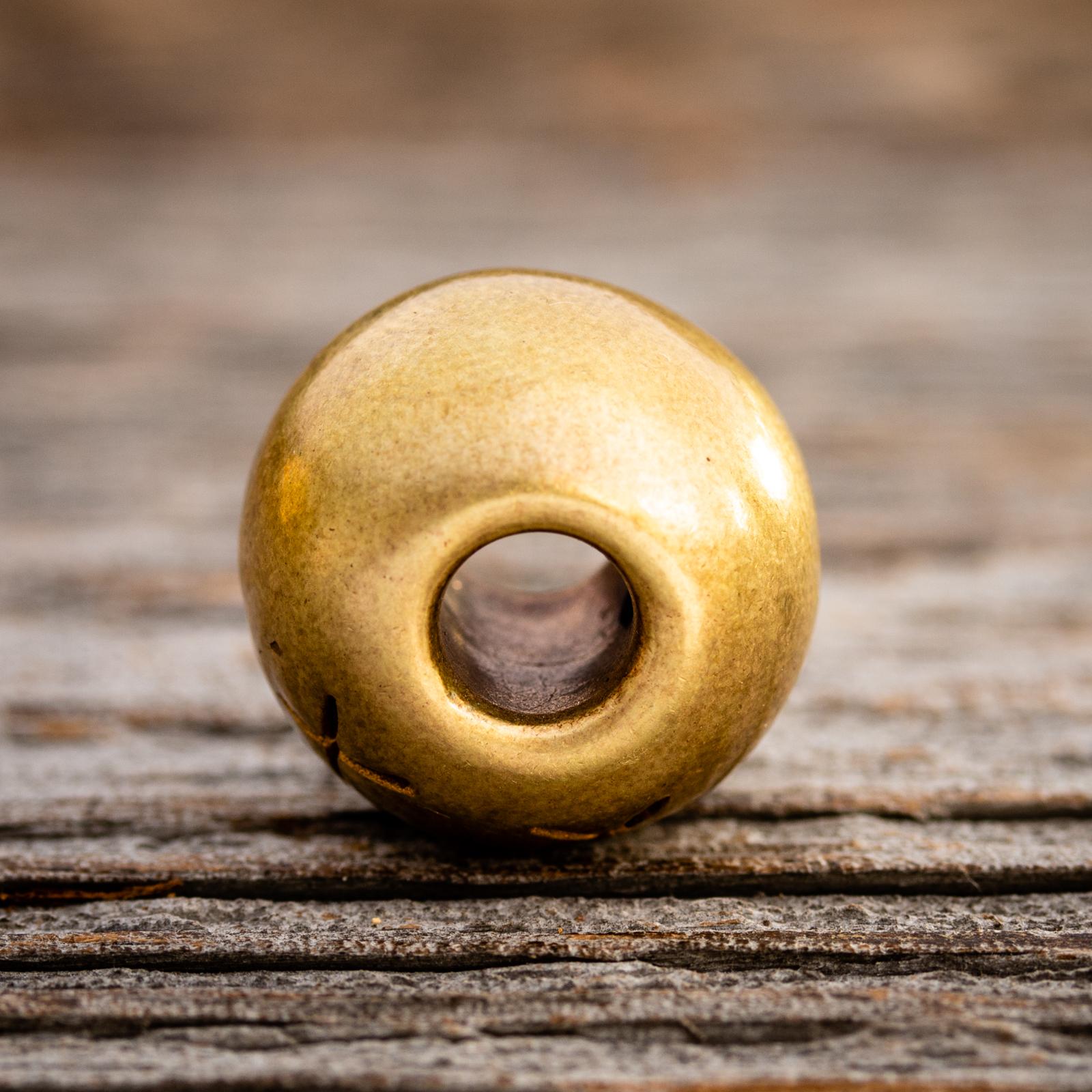 Audacious Concept - Smiley Bead
