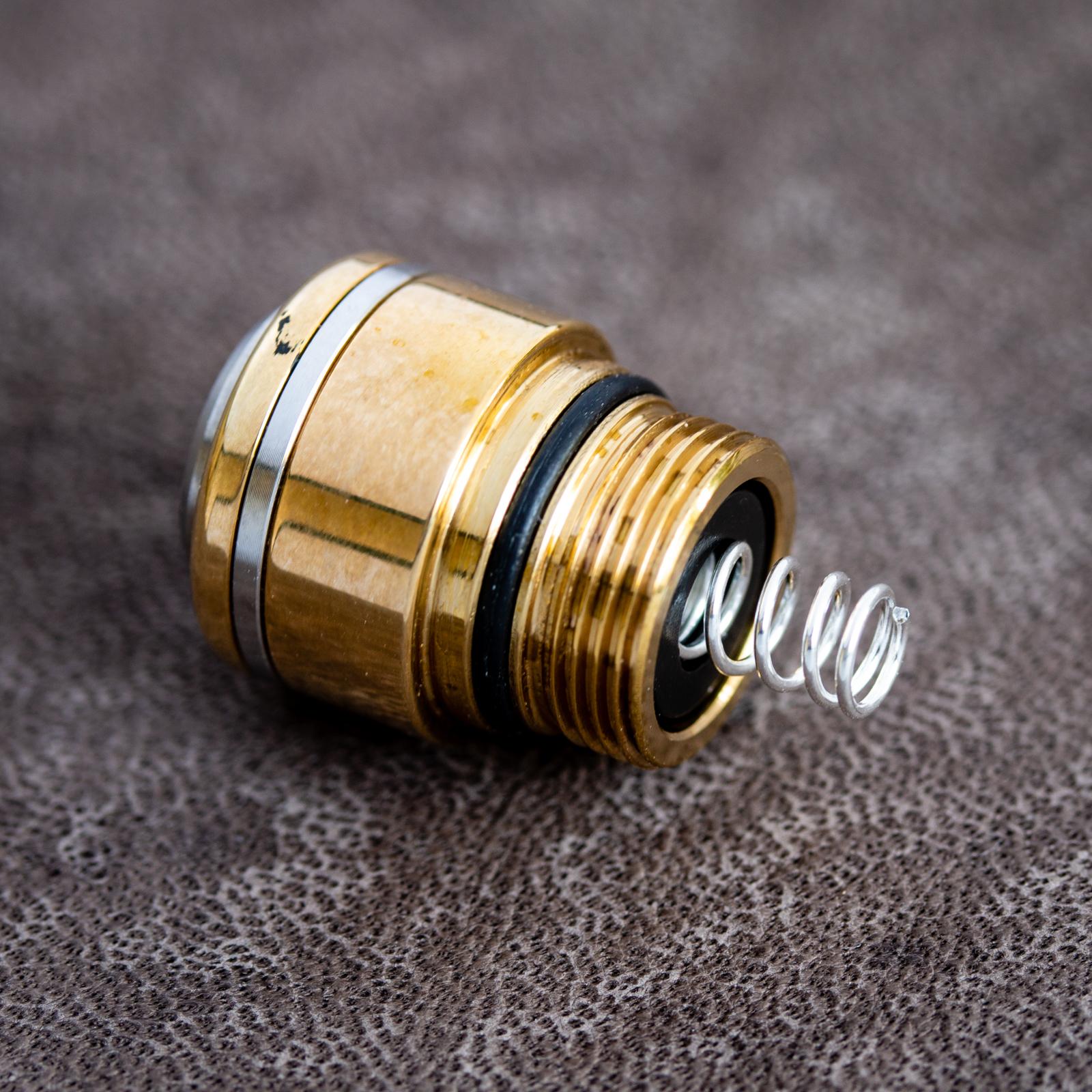 Lumintop - IYP365 Brass