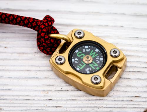 MecArmy – CMP2 Brass Compass