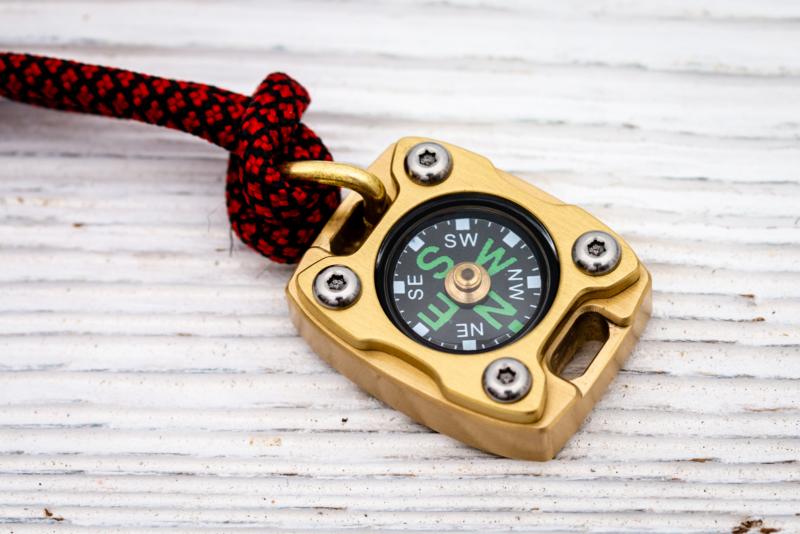 MecArmy - CMP2 Brass Compass