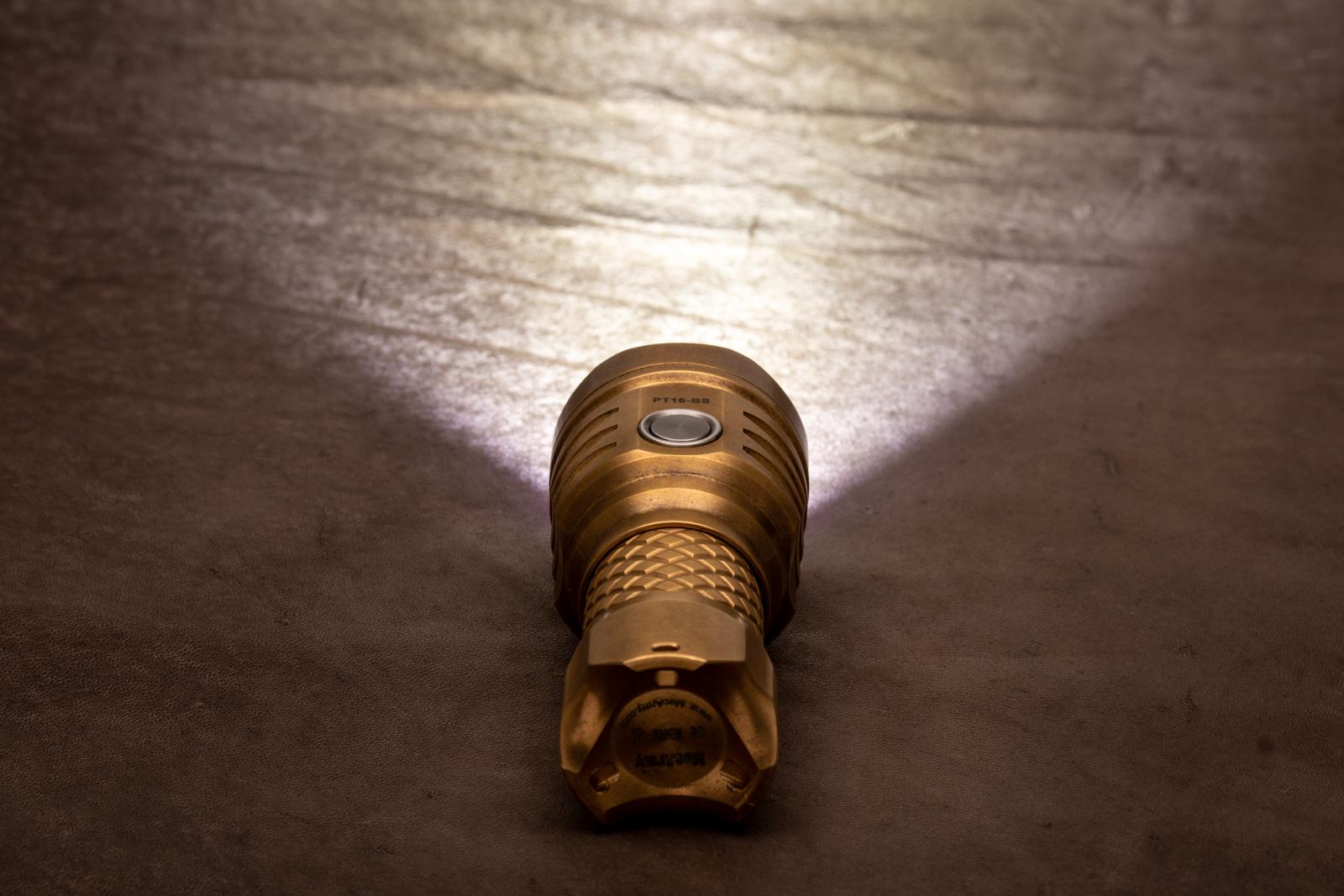 MecArmy - PT16 Brass